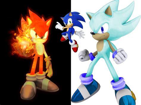 fire ice super sonic news mod db