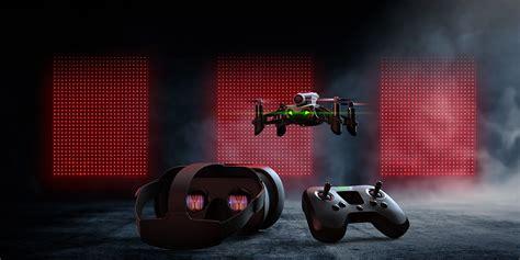 mambo fpv parrot se lance timidement dans la  de drone  de dronefr