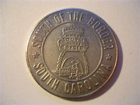 South Carolina South Of The Border Good Luck Souvenir