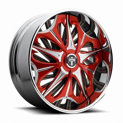 Dub Spike Wheels Custom Rims S715 Spinners