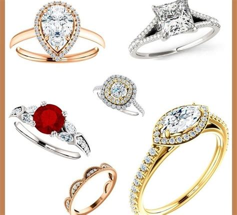 what is the difference between wedding bands and engagement rings quora