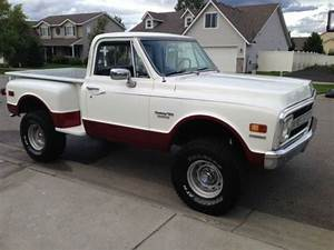 Find Used 1970 Chevrolet K10 Shortbed Stepside 4x4 Factory 4 Speed  Posi  And Tach In Coeur D