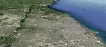 Chicago Gifs Unequal Gap Before Income Skylines