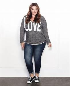 25+ best ideas about Plus size casual on Pinterest   Plus size Plus size women and Curvy clothes