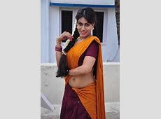 Dressing Below Navel Saree Kanishka hot navel photos