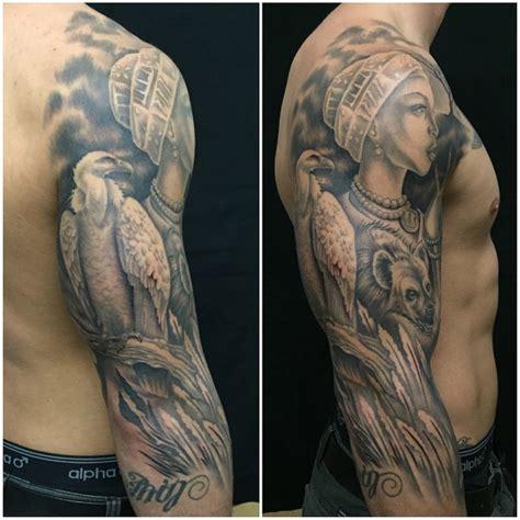 african tattoos design  ideas