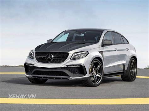 Topcar Giới Thiệu Bản độ Mercedesbenz Gle Coupe Inferno