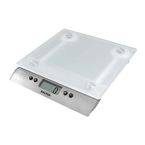 salter scales kitchen salter frosted digital electronic kitchen scale