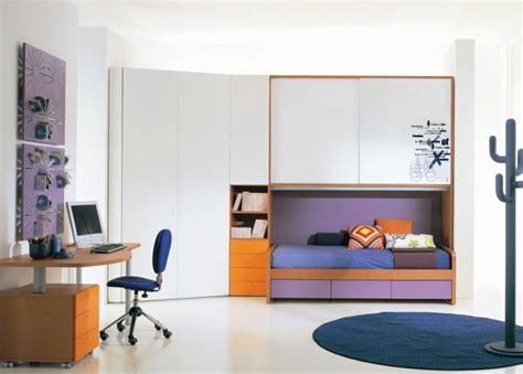 Cool Kids Bedrooms-letti Singoli Collection From Di