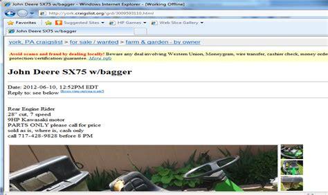 find  craigslist ads  ebay auction pages
