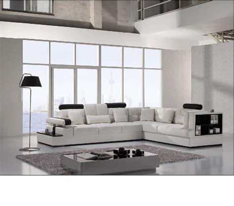 dreamfurniturecom divani casa  modern leather