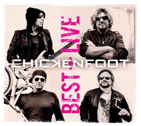 Best Live Best Live Chickenfoot