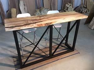 Table Bar But : ohiowoodlands bar table base solid steel bar table legs bar table base bar table top metal ~ Teatrodelosmanantiales.com Idées de Décoration