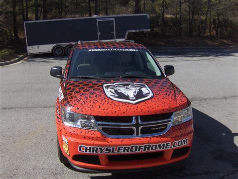 custom truck  van wraps  rome ga  university