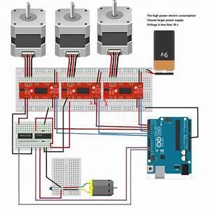 Arduino Motor Driver A3967  U00b1750 Ma  30 V