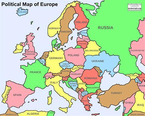 politická mapa evropy růžový fantomas