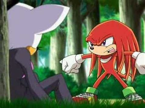 knuckles rouge youtube