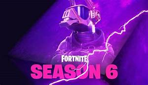 Fortnite Season 6 Storm Circle Changes What You Need To Know