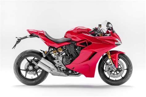 Top 10 long range motorcycles. 2017 Ducati SuperSport - The Sport Bike Returns - Asphalt ...