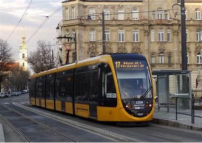 Villamos Budapest Es Tram Trams Caf Than