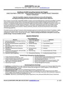 healthcare it project manager sle resume 32 best images about healthcare resume templates sles on laboratory
