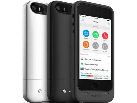 iphone 5 storage mophie taking pre orders for 64gb version of iphone5 5s