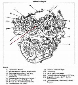 I Have A Fault Code P1404 With Check Engine Light Code Is