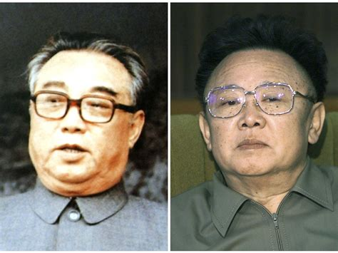 Who Is The Leader Of Korea by Dead Korean Had Leaders Pictures Business Insider