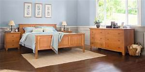 Great Natural Cherry Bedroom Furniture Cherry Wood
