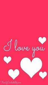 pretty neon hearts | Cute & Girly iPhone 4 Wallpapers ...