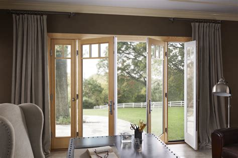 Door - Window : Hinged Patio Doors