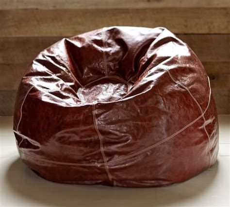wars beanbag slipcover pottery leather bean bag cover pottery barn