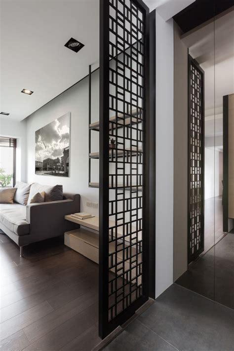 chambre style usine cloisons ajourées claustras 15 inspirations pour
