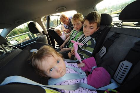 52 Kid Seat Belt Laws, Safe 5 Point Baby Kids Harness Seat
