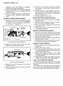 51 Chevy Wiring Questions