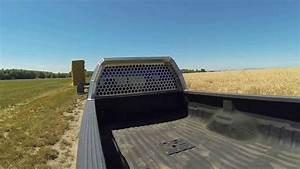 Aluminum Headache Rack - Ford - Santiam Truck