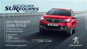 Lld Peugeot 2008 : suv peugeot 2008 style partir de 139 mois 1 promotions chez votre concessionnaire peugeot ~ Medecine-chirurgie-esthetiques.com Avis de Voitures