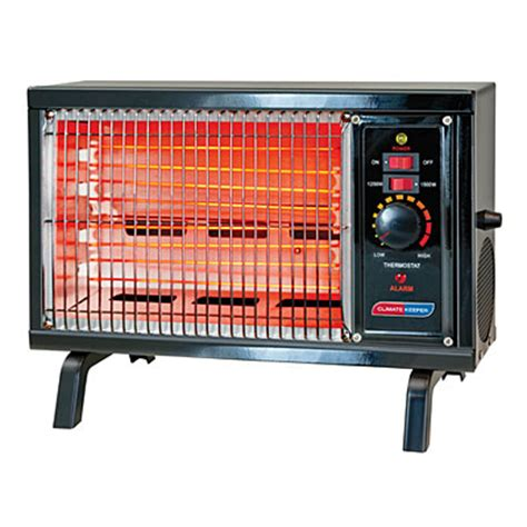 climate keeper 174 deluxe radiant heater big lots