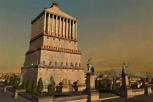 The Mausoleum Of Halicarnassus A Wonder Of The Ancient