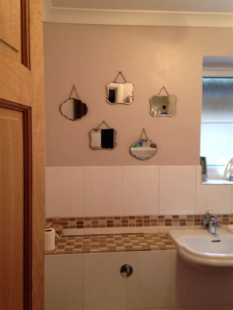 bathroom mirrors and new paint colour dulux kitchen