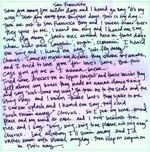 LYRICS – Ariana Delawari