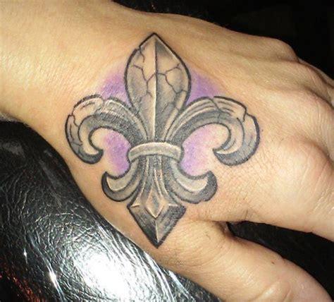lilie vorlage 12 franz 246 sische lilie fleur de lis tattoos seine bedeutung