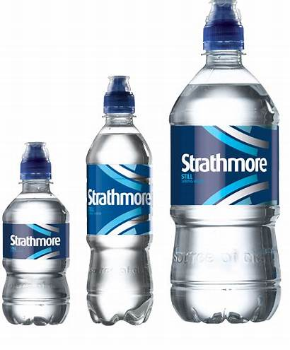 Sports Still Cap Strathmore Water Bottle