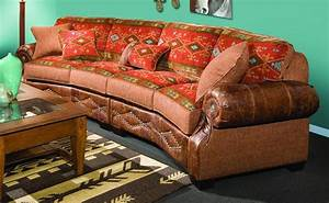 27l2329 jackson 2pc sectional sofa in leather by chelsea With jackson leather sectional sofa