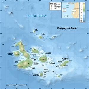 File Galapagos Islands Topographic Map-en Svg