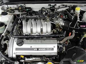1998 Nissan Maxima Gle 3 0 Liter Dohc 24