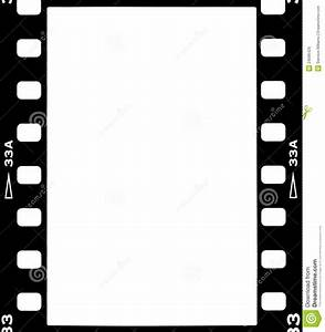 35mm Film Frame Stock Image Image Of Copy Isolated