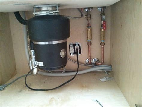 Fresh Kitchen Kitchen Sink Waste Disposal Remodel With