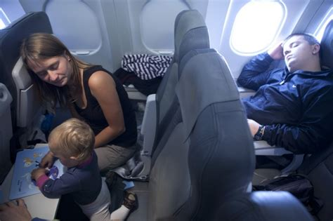 Travel With Kids By Plane Flying With Infants Is Easy