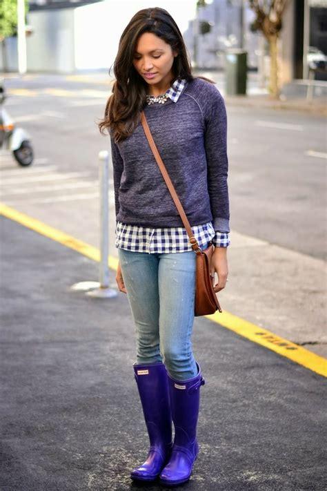 Best 25+ Purple rain boots ideas on Pinterest | Purple wellies Purple hunter boots and Purple ...